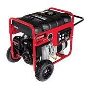 30251 - Craftsman Briggs & Stratton Generator, 5600 Watt 10 HP