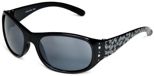 Eyelevel Crystal 2 Girl's Sunglasses Black One Size images