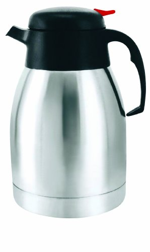Brentwood Appliances Vacuum Stainless Steel Coffee