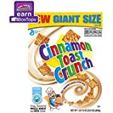 Cinnamon Toast Crunch Cereal, 23.6 Oz