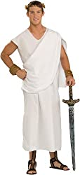 Toga Toga Plus Adult Costume - Adult Costumes