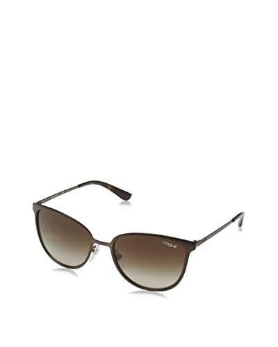 Vogue Sonnenbrille 4002S SUN 934S13 (55 mm) braun