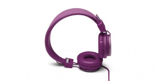 Urbanears Plattan Plus Wired Headphone - Grape