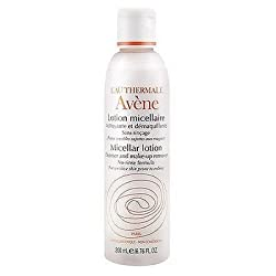 Avene Micellar Lotion Cleanser and Make-up Remover 6.76oz, 200ml Cleansers