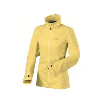 MILLET Lite switch shield tretch Veste softshell femme miv4609 jaune
