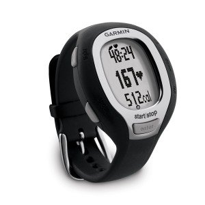 Garmin Women's FR60 Clamshell Bundle (Black)