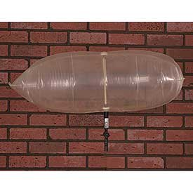 "Chimney Balloon® 30""x12"" Inflatable Fireplace Draft Stopper (Large Chimney Pillow®)"