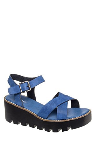 Tartufo Platform Wedge Sandal