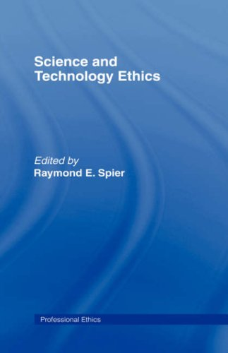 Science and Technology Ethics (Professional Ethics)
