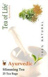 Tea Of Life Ayurvedic Slimming Tea-25 Bags