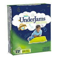 Boys' Under Jams 17-pk. - S/M - 1