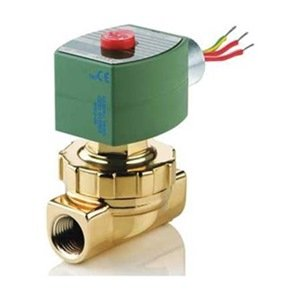 Solenoid Valve, Steam/Hot Water, 1/2 In