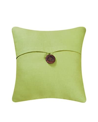 Envelope Feather Down Pillow, Moss