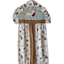 Jessica Mc Clintock Baby Puppy League Diaper Stacker - 1