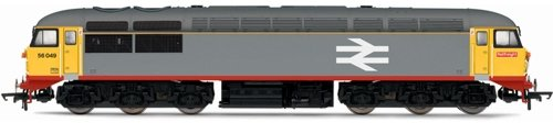 Hornby  R2646 BR Class 56 Railfreight 1987 56 049 DCC Ready 00 Gauge  Diesel Locomotive