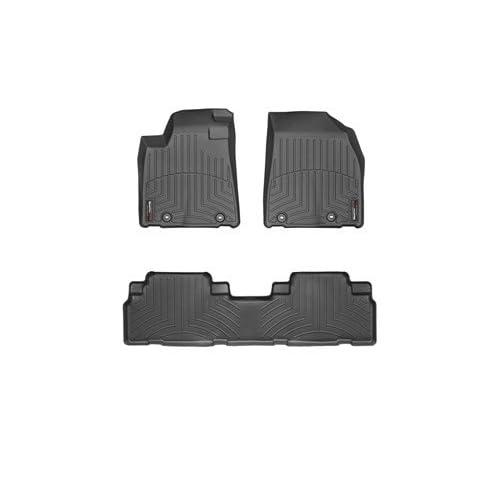 Lexus Rx350 Floor Mats: &Compare 2013 Lexus RX 350 / RX 450h Black WeatherTech