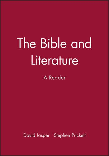 Bible and Literature: A Reader