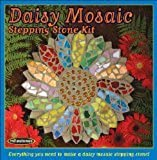 Midwest Products Daisy Stepping Stone Kit for Craftwork