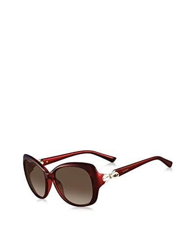 Valentino Gafas de Sol V-639S-613 (55 mm) Burdeos