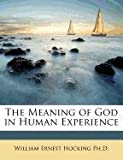 img - for The Meaning of God in Human Experience book / textbook / text book