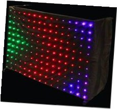 Led matrix star cloth