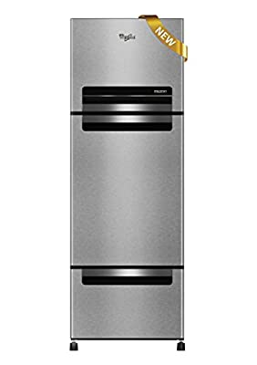 Whirlpool Fp 283D Royal Multi-door Refrigerator (260 Ltrs, Alpha Steel)