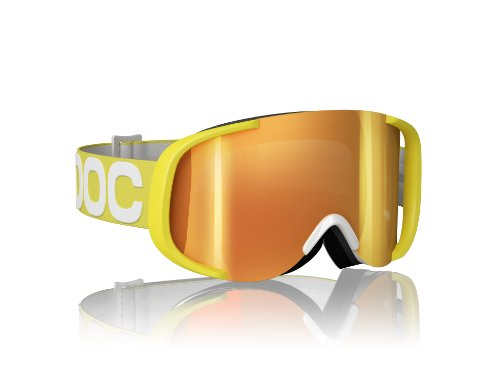 POC Skibrille Cornea, yellow/white, One size, 40077