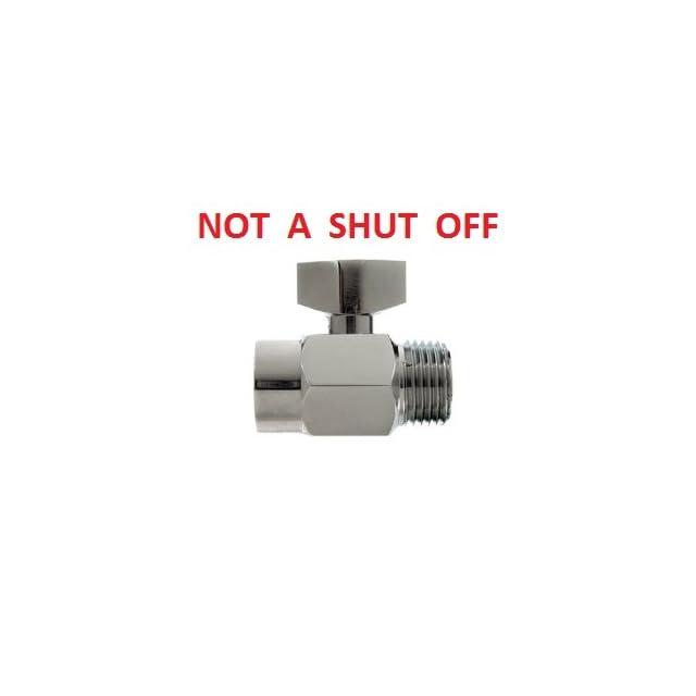 Danco 89171 Shut Off Shower Valve, Chrome