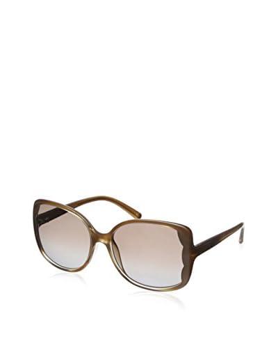 Valentino Women's V609S Sunglasses, Sand