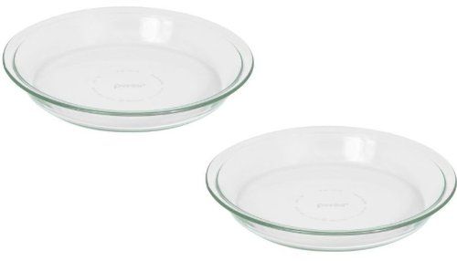 Pyrex Glass Bakeware Pie Plate 9