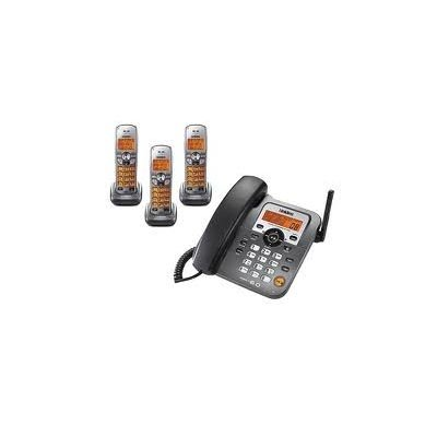 Uniden Dect 6.0 Corded/Cordless Digital Answering System 3 handset