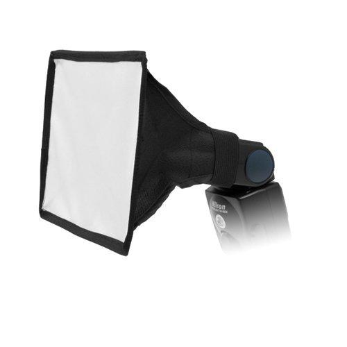 """Fotodiox 6""""x9"""" Softbox For Flash, Speedlight Nikon SB"""