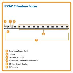 PS3612 Feature Focus