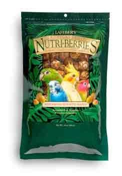 Cheap Lafeber's Tropical Fruit Cockatiel Lovebird Conure and Small Bird Nutri-berries 10 Oz (B001EUG3PQ)