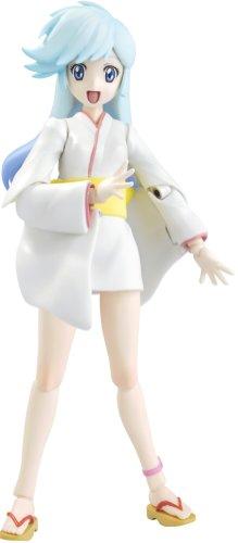 ふるプニっ!フィギュアシリーズNo.8 Dororonえん魔くん メ~ラめら 雪子姫