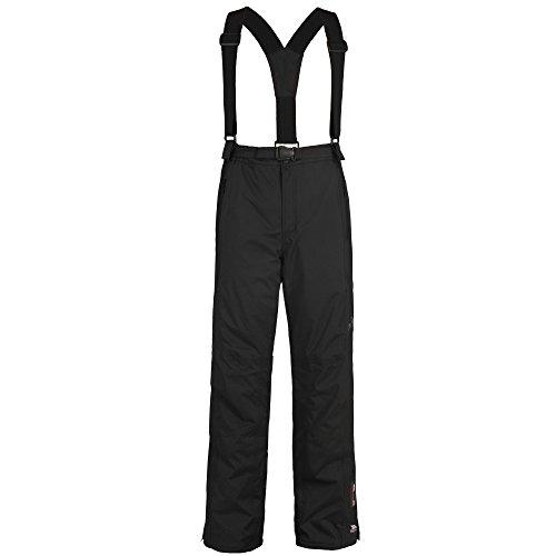 Trespass Mens Alden Stretch Ski Pants/Trousers (L) (Black)