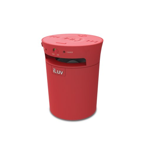 iLuv MobiCup Splash-Resistant Wireless Bluetooth