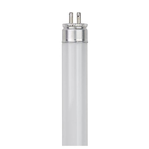 Sunlite F8T5/WW 8-watt T5 Linear Fluorescent Lamp Mini Bi Pin Base, Warm White, 10-Pack by Sunshine Lighting