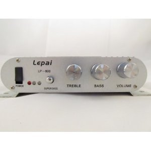 Cheapest Prices! Lepai LP-808 Stereo Amplifer built with LA4636 Sanyo Chip