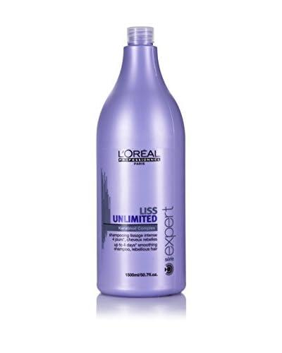 L'Oreal Shampoo Serie Expert Liss Unlimited Capelli Ribelli 1500 ml
