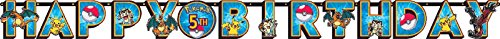 Pokemon Jumbo Letter Banner Kit