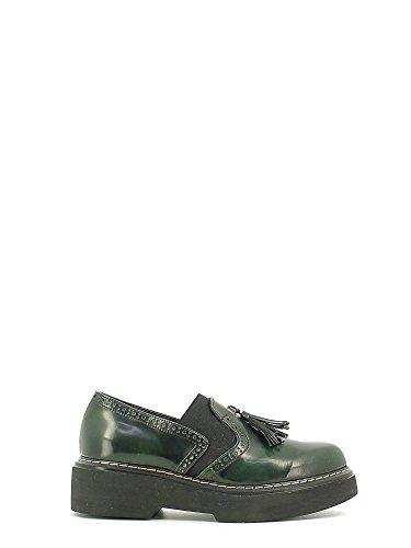 Grace shoes 8126 Francesina Donna Verde 35