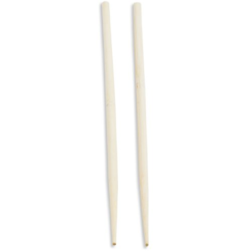 Helen's Asian Kitchen Bamboo 13-Inch Cooking Chopsticks (Stir Fry Stirrer compare prices)