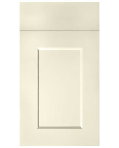 Portland Mussel MDF Painted Replacement Kitchen Cabinet Cupboard Unit Carcass Doors & Drawer Fronts - 2400 X 910 Plain Panel