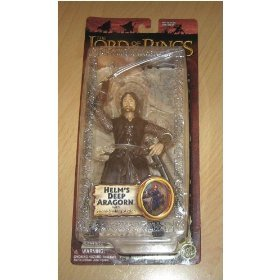 LOTR-TRILOGY-THE TWO TOWERS - SERIES 1 - HELM S DEEP ARAGORNB0000TEZ2A
