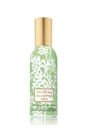 Bath & Body Works White Barn Eucalyptus Mint Concentrated Room Spray 1.5 Oz (Fragrence Spray compare prices)
