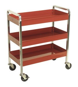 Sealey CX103 - Trolley 3-Level Extra Heavy-Duty