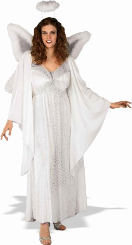 Forum Plus-Size Angel Costume