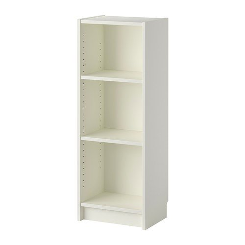 IKEA-BILLY-Bcherregal-wei-40x28x106-cm