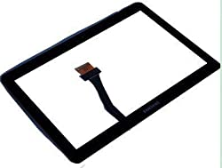 Generic Original OEM Genuine Black Touch Screen Touchscreen Digitizer Glass Panel + Lens Cover Repair Fix Replace Replacement Part For Samsung GT-P5100 P5113 N8000 N8010 N8013 Galaxy Tab 2 10.1